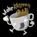 Kaffeholic-Tasse