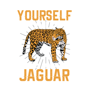 Jaguar sei immer du selbst