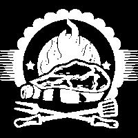 GRILLEN BBQ FLEISCH SOMMER GRILL GESCHENK BIER