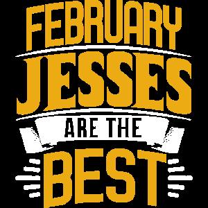 Februar Jesse Geburtstag Party Geschenk Bier