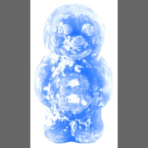 blue jelly baby