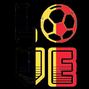 I Love Belgien - Sommermärchen 2018 - Fußball