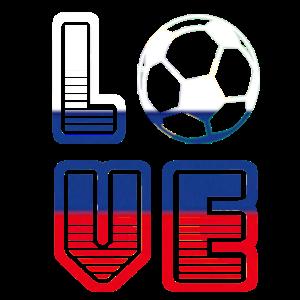 I Love Russland - Sommermärchen 2018 - Fußball