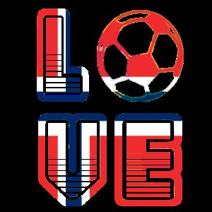I Love Norwegen - Sommermärchen 2018 - Fußball