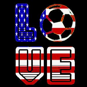 i Love usa - Sommermärchen 2018 - Fußball