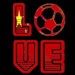 I Love China - Sommermärchen 2018 - Fußball