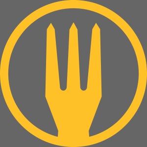 Frietvork Belgium 2018 - trident