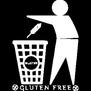 Gluten Container (weiß)