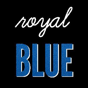 Königsblau / royal Blue