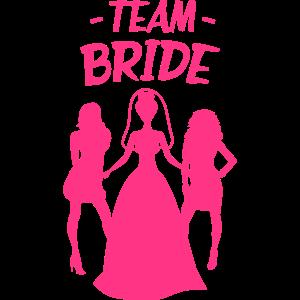 Team Bride Bodyguard