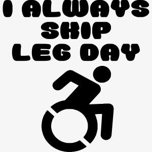 Ik sla benen dag altijd over