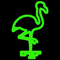 FF Neon Flamingo