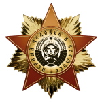 Kosmonaut medalj