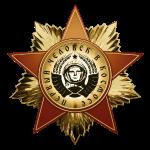 Médaille cosmonaute