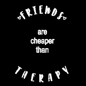 Freund sind wie Therapeuten