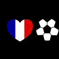 Ich liebe Fußball-Frankreich