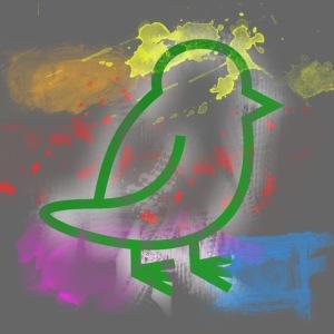 piepmatz multicolor watercolor