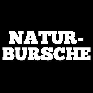 NATURBURSCHE weiß horizontal