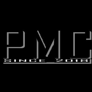 PMC Logo mit Schatten