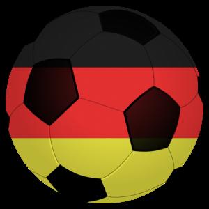 Deutschland Fußball Used look