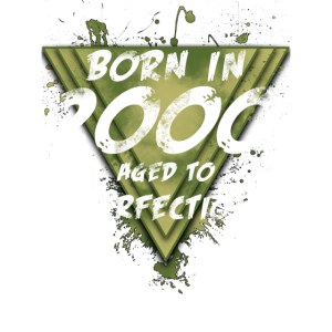 Born in 2000 aged to perfection