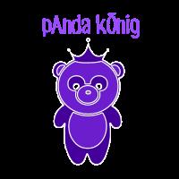 König der Pandas