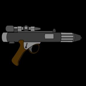 Ghetto Blaster Pistole