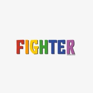 Fighter Pride (Rainbow)