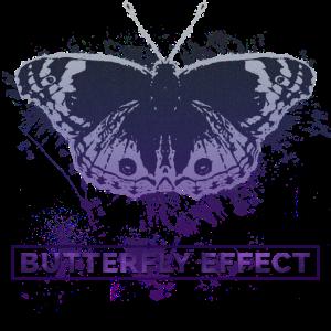 Butterfly effect - Schmetterlingseffekt