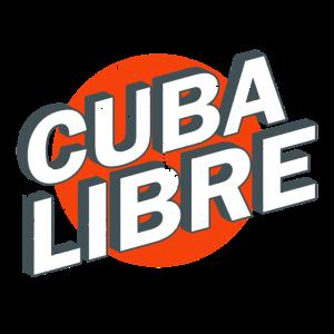 Cuba Libre Retro Poster