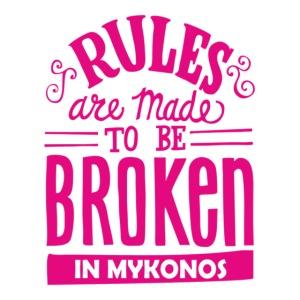 Mykonos Rules