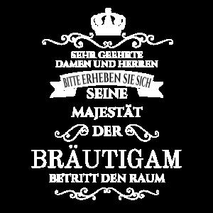 jga t shirt männer - Bräutigam