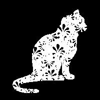 Katze Miezekatze Kätzchen Miau Geschenk
