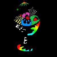 Sommerlaune eisgekühlt - 04 (Von Hand gezeichnet)