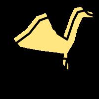 dromedar kamel geschenk geschenkidee