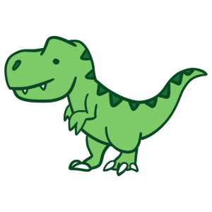 Trex Tyrannosaurus rex