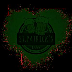 St Patrick's Day-Liebe