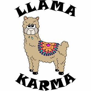 Llama Karma