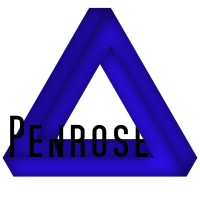Penrose Blau