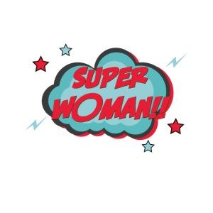 Comic SUPER WOMAN