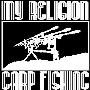 CARP FISHING my Religion - Rod Pod - Karpfenangeln