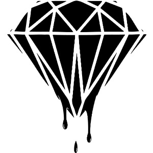 Dripping Diamant