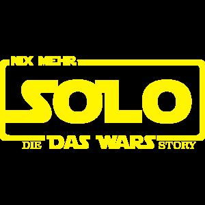 JGA Nix mehr SOLO - die DAS WARS Story