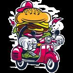 Burger Roller