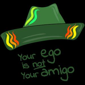 mexikanischer amigo sombrero Hut, Geschenkidee