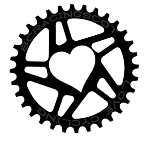 LOVE CHAINRING Tee