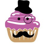 MoustacheCupcake