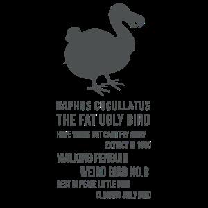 Lustiger Vogel Dodo | lustige Fakten