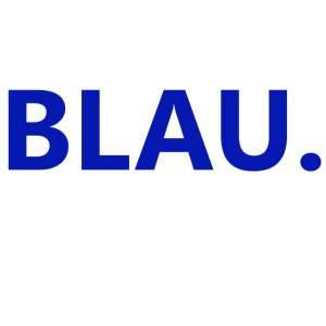 blau betrunken besoffen Funshirt