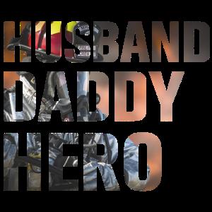 Ehemann Vater Held Feuerwehrmann